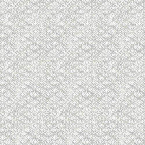 2838-IH2205 Brewster Wallcovering Decorline Vista Delilah Diamond Wallpaper Light Grey