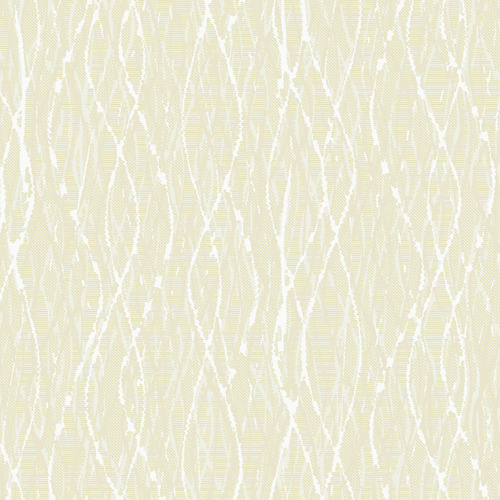 2838-IH2222 Brewster Wallcovering Decorline Vista Quinn Twist Wallpaper Light Yellow