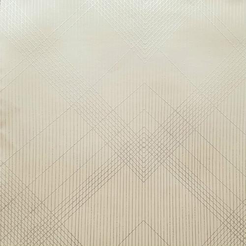 CA1588 York Wallcovering Antonina Vella Deco Jazz Age Wallpaper Nickel