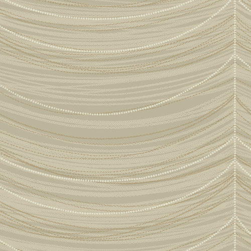 2010606 Seabrook Wallcovering Etten Gallerie Aura Pearl Drape Wallpaper Taupe