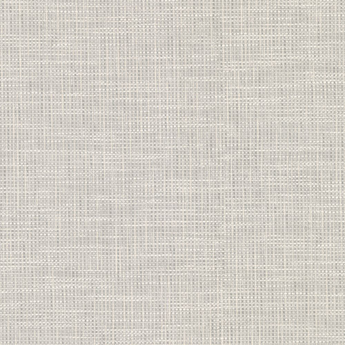 2829-82052 Brewster Wallcovering A Street Prints Fibers In The Loop Faux Grasscloth Wallpaper Grey