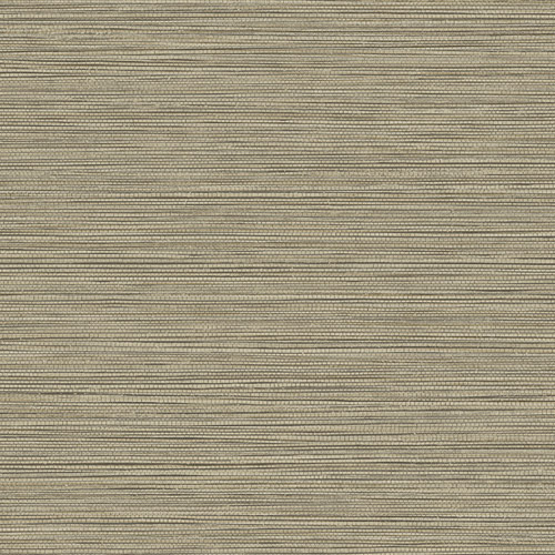 BV30106 Seabrook Wallcovering Texture Gallery Grasslands Wallpaper Taupe