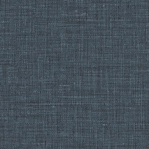 BV30202 Seabrook Wallcovering Texture Gallery Easy Linen Wallpaper Midnight Blue