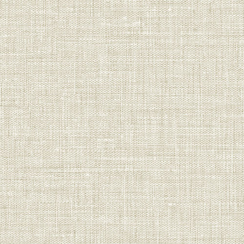 BV30205 Seabrook Wallcovering Texture Gallery Easy Linen Wallpaper Cream