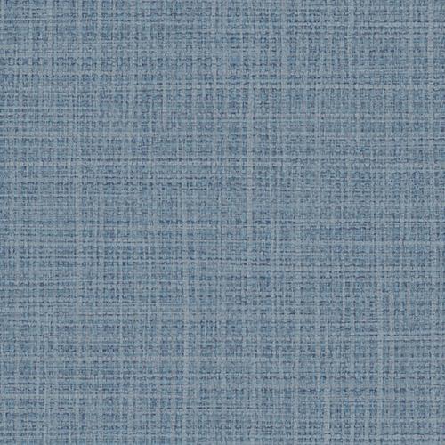 BV303012 Seabrook Wallcovering Texture Gallery Woven Raffia Wallpaper Steel Blue