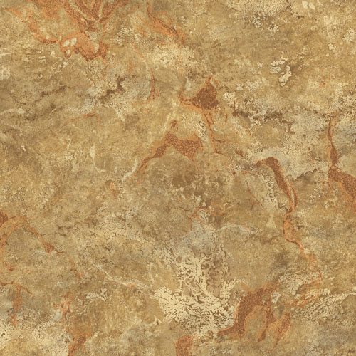 UK21115 Seabrook Wallcovering Pear Tree Studio Shimmer Faux Marble Wallpaper Ochre