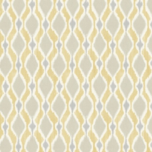 SP1427 York Wallcovering Small Prints Dyed Ogee Wallpaper Yellow