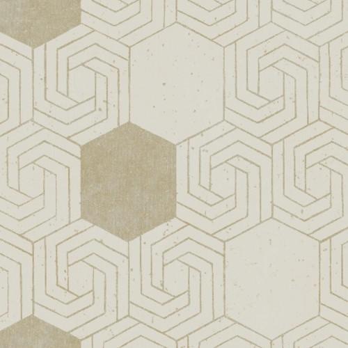 2902-25546 Brewster Wallcovering A Street Prints Theory Momentum Geometric Wallpaper Bone
