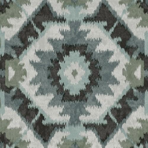 2902-25552 Brewster Wallcovering A Street Prints Theory Kazac Shibori Wallpaper Turquoise