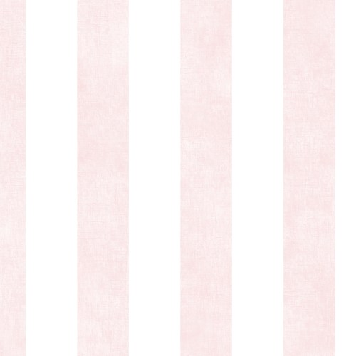 ST36935 Patton Wallcovering Norwall Simply Stripes 3 Stripes With Texture Wallpaper Pink