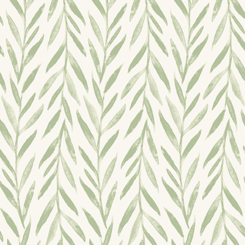PSW1016RL Magnolia Willow Green Peel and Stick Wallpaper