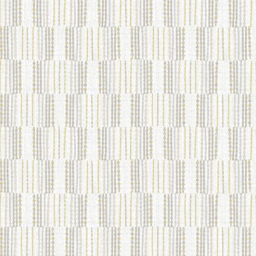 2903-25805 Brewster Wallcoverings A Street Prints Bluebell Bergen Geometric Linen Wallpaper Grey