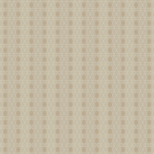 2809-IH20012 Brewster Wallcoverings Advantage Geo Taylor Diamond Wallpaper Beige