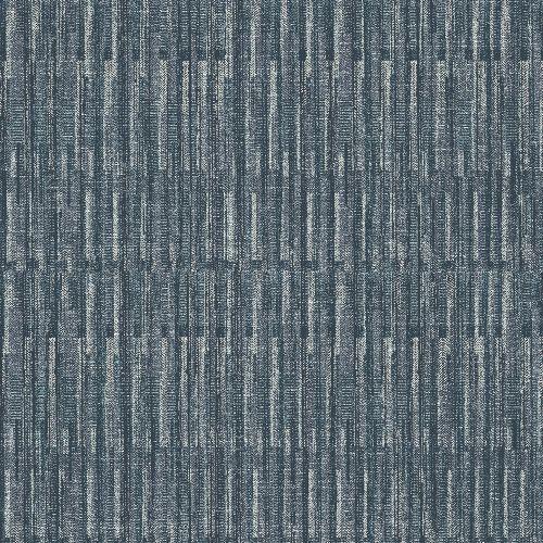 2964-25945 Brewster Wallcoverings A Street Prints Scott Living Brixton Texture Wallpaper Indigo