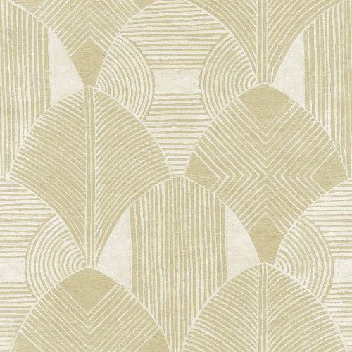 2964-25927 Brewster Wallcoverings A Street Prints Scott Living Westport Geometric Wallpaper Coffee