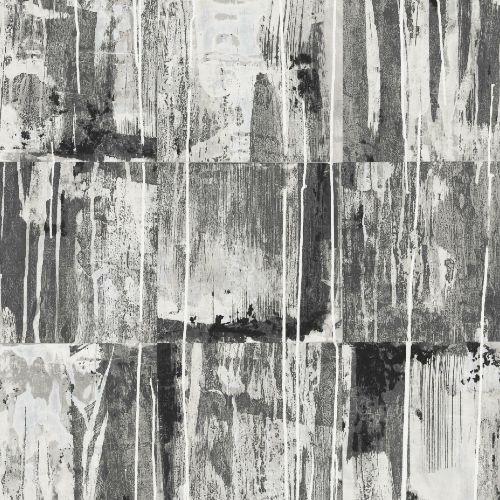 RMK11595RL York Wallcoverings RoomMates Washout Peel and Stick Wallpaper Black