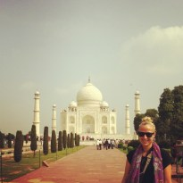 Agra by day