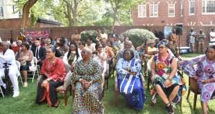 Diaspora Béninoise des Etats-Unies : 32 Américains retrouvent la terre de leurs aïeuls