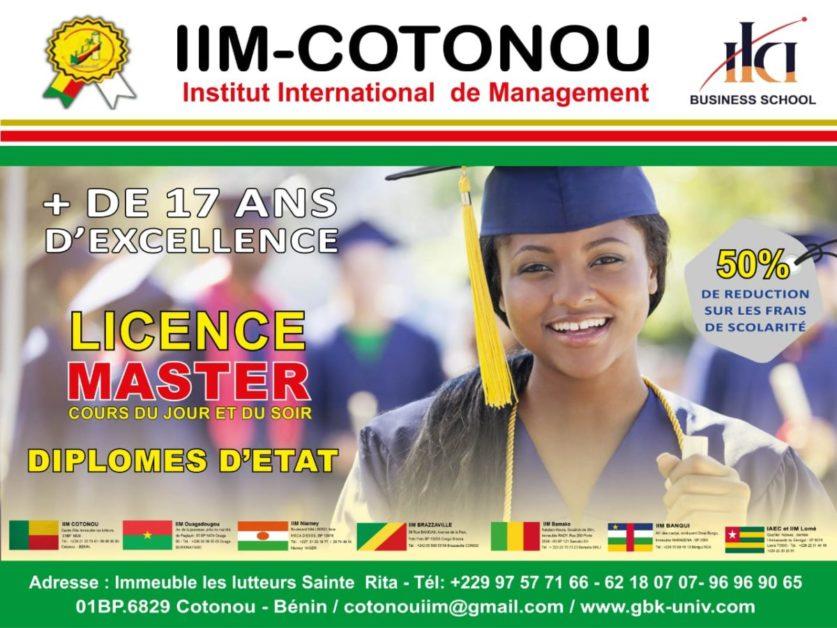 IIM BENIN