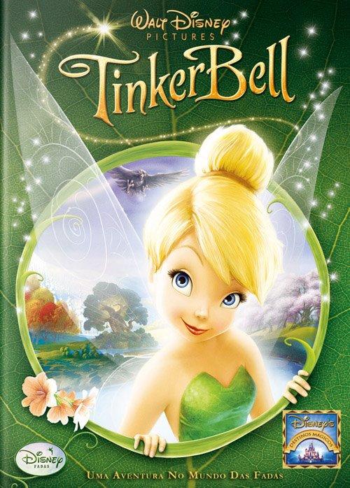 Tinker Bell Uma Aventura no Mundo das Fadas estréia em Outubro n