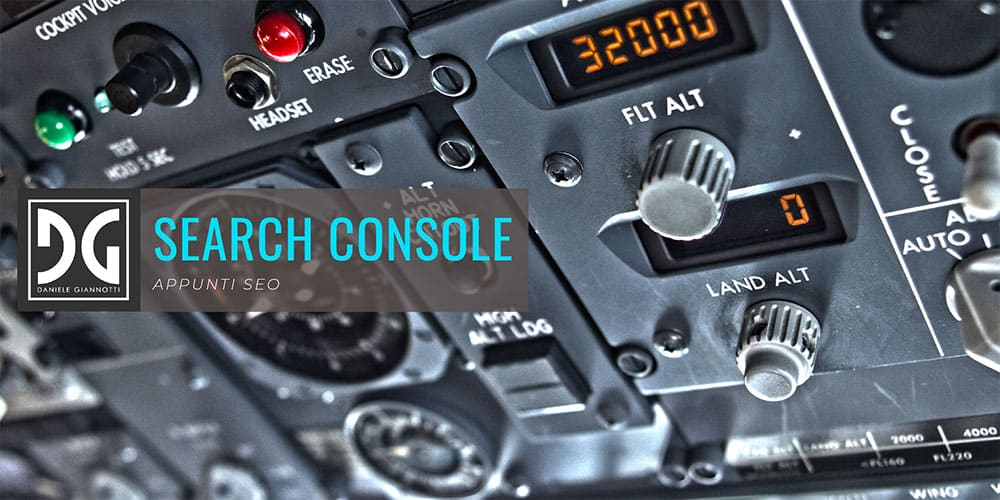 Crea e configura sito in Search Console