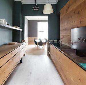 Kleur in de keuken  Le Living