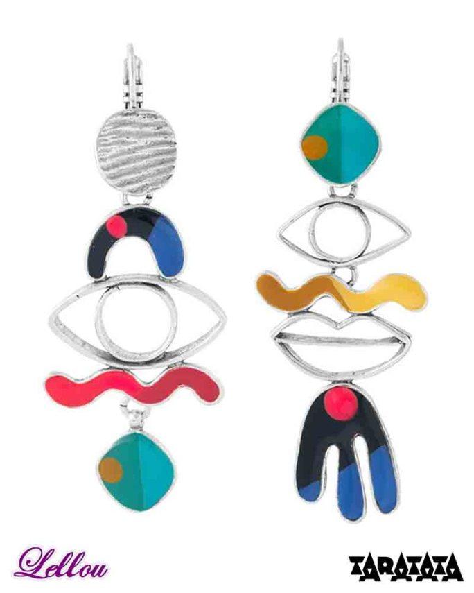 Bijoux Boucles d'Oreilles Taratata