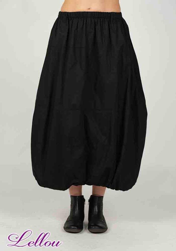 Jupe Rhum Raisin Quartz 34 noir jupe boule