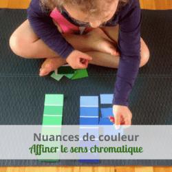 LeLoLife - Nuances de couleur - Affiner le sens chromatique