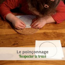 LeLoLife - Le poinçonnage - Respecter le tracé
