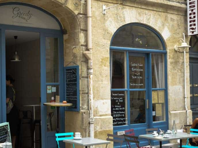 Greedy Tea Room - Vegan food in Bordeaux