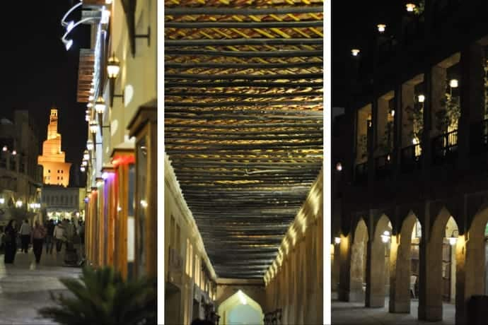 Souq Waqif, Doha. Things to do in Qatar