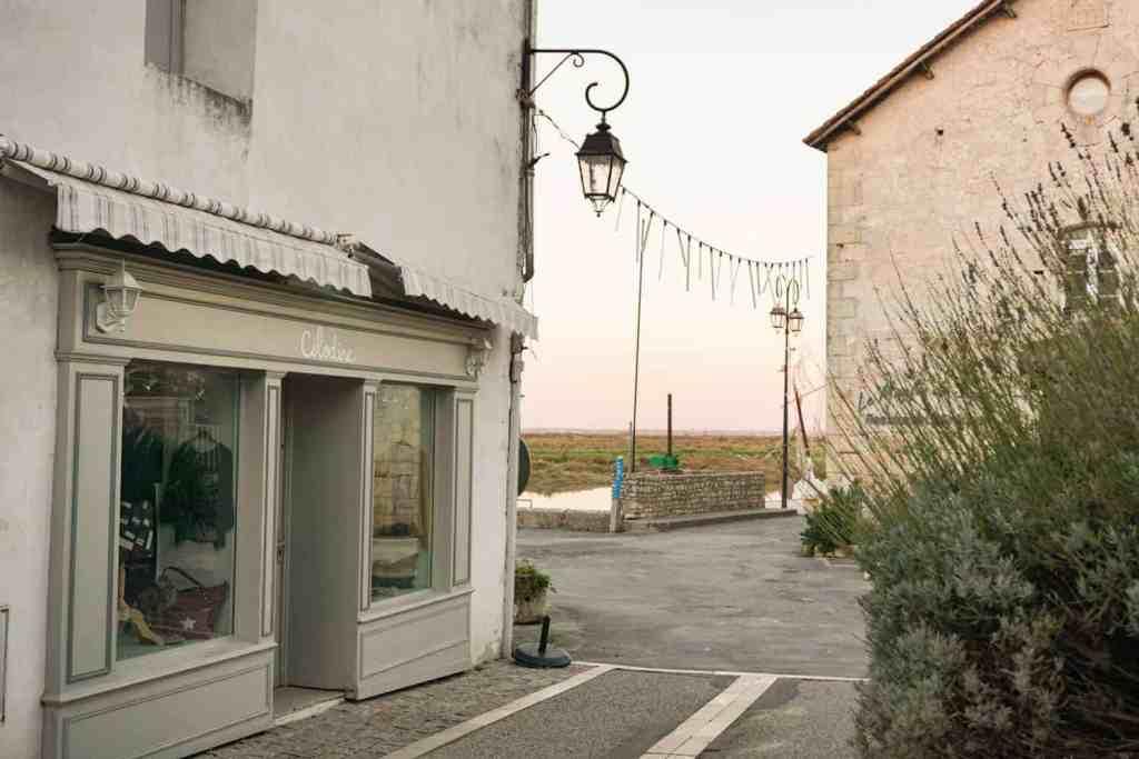 Mornac-sur-Seudre, Les plus beaux villages de France.