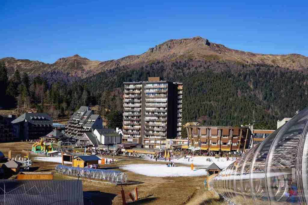 Le Lioran Ski Resort, France