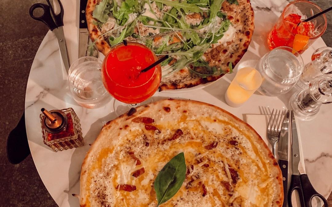 Ave Pizza Romana – La meilleure Pizza jamais mangées ! Parole d'italienne