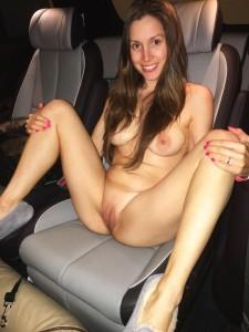 How do you like my backseat?