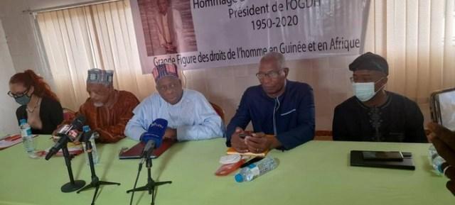 Symposium : L'OGDH rend hommage à Abdoul Gadiri