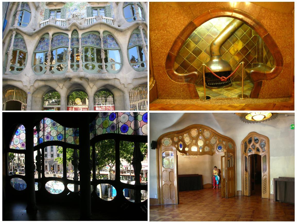 Gaudis Barcelona Casa Batll  La Pedrera  lem0nandlime