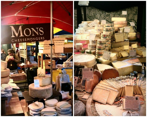 Cheesemonger! I just love that word!