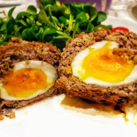 Fit style Scotch eggs