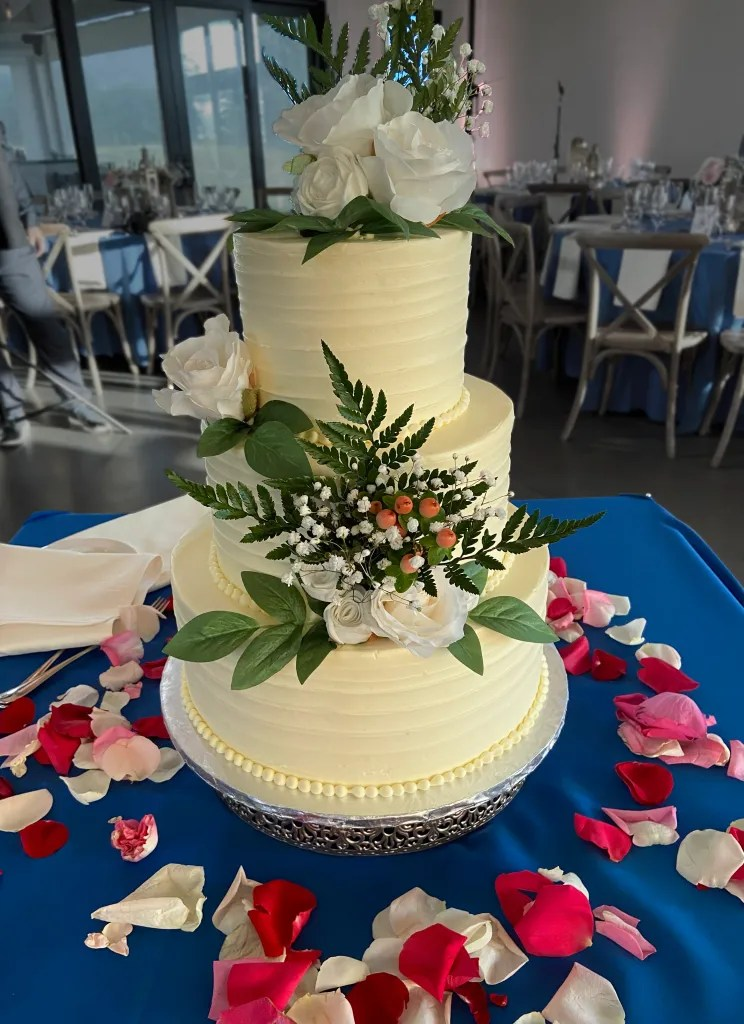 wedding cake patel