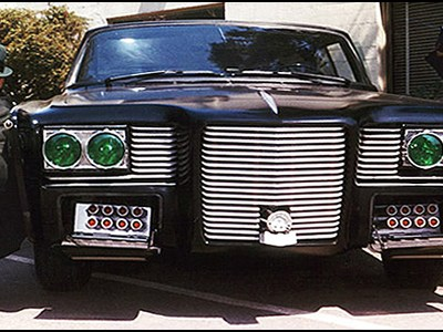 The Green Hornet le FRELON « IMPERIAL »