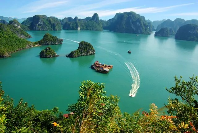 Baie ha long