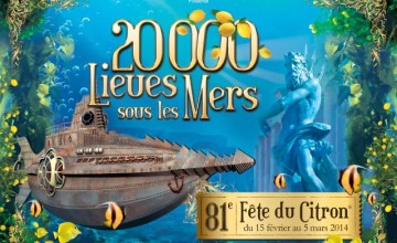 fete du citron 2014 affiche officielle