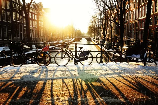 Canaux d'Amsterdam