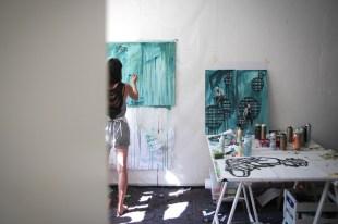 18072013-Jana & Js_work in progress en atelier_2013__© Jana & Js
