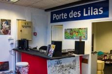 Attention, le Pavillon est à St Denis, pas Porte des Lilas !