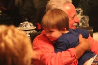 Grandpa Hugs (Parkland)