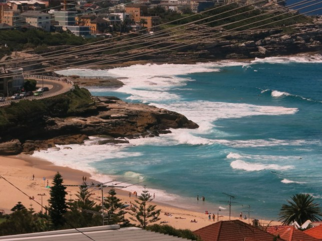 Bronte from the Hill