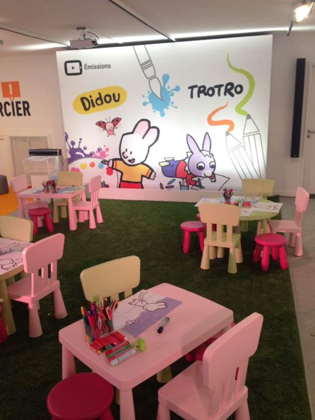 Atelier coloriage Trotro - YOU TUBE KIDS